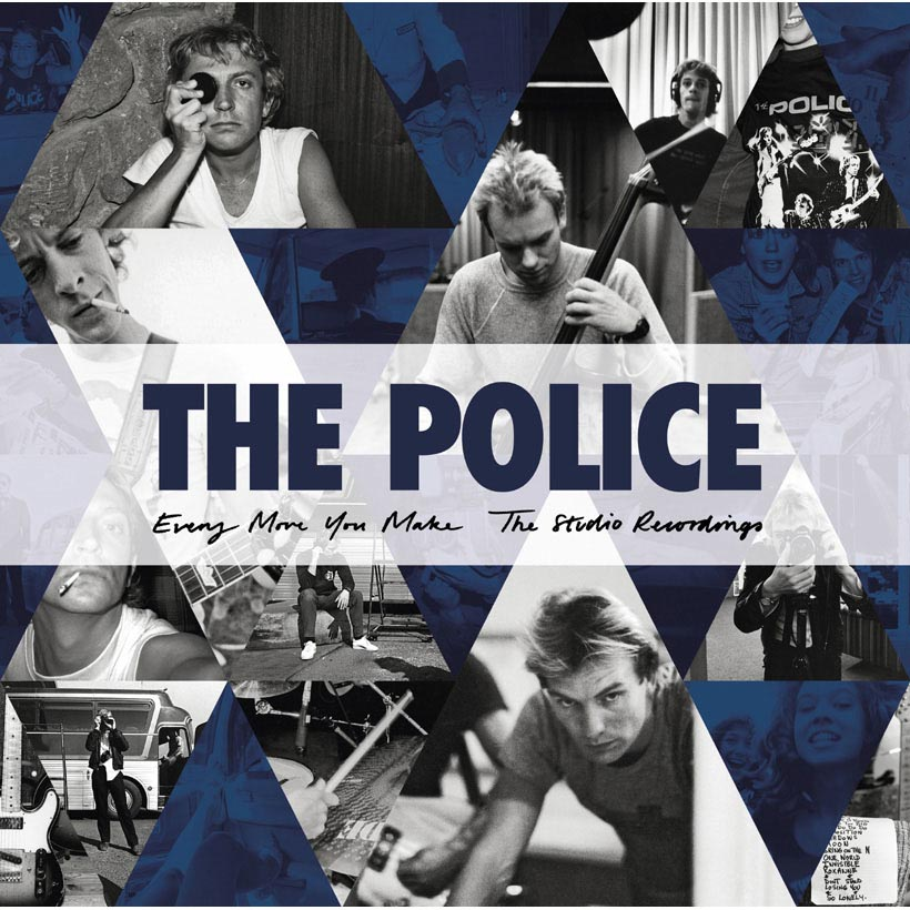 The Police Every Move You Make CD Edition