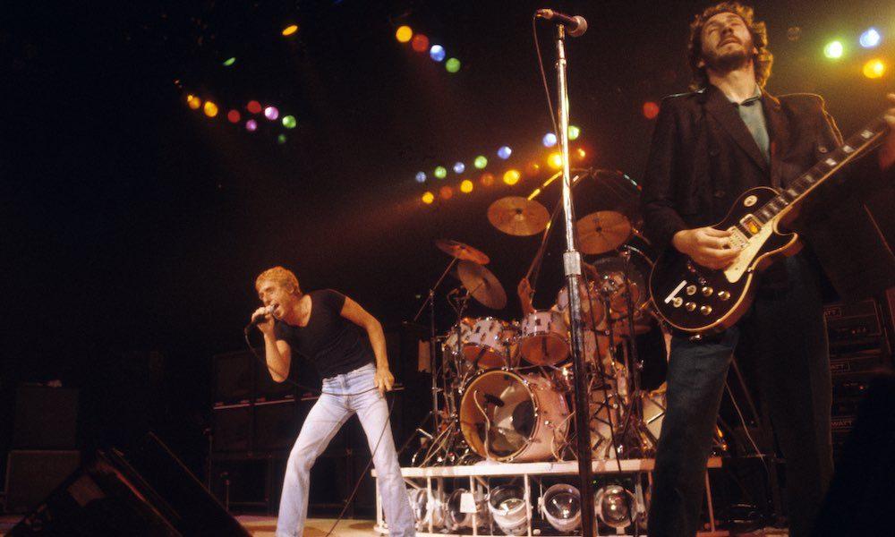 The Who photo: Richard E. Aaron/Redferns