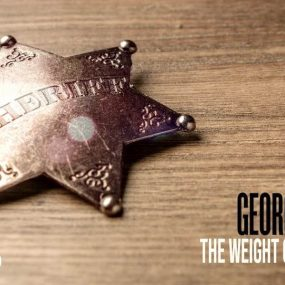 Weight Of The Badge George Strait