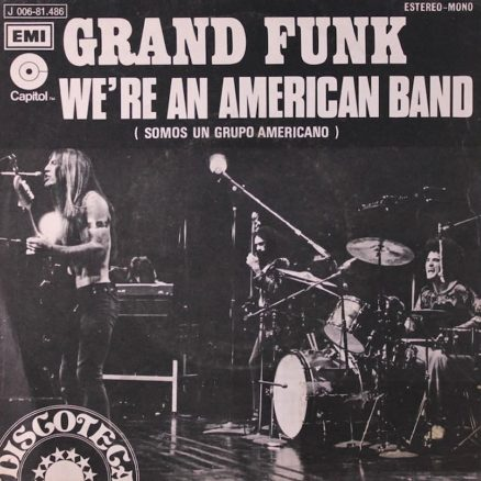 Were An American Band