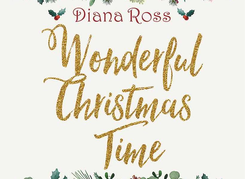 Christmas Time.Diana Ross Looks Forward To Wonderful Christmas Time Vinyl