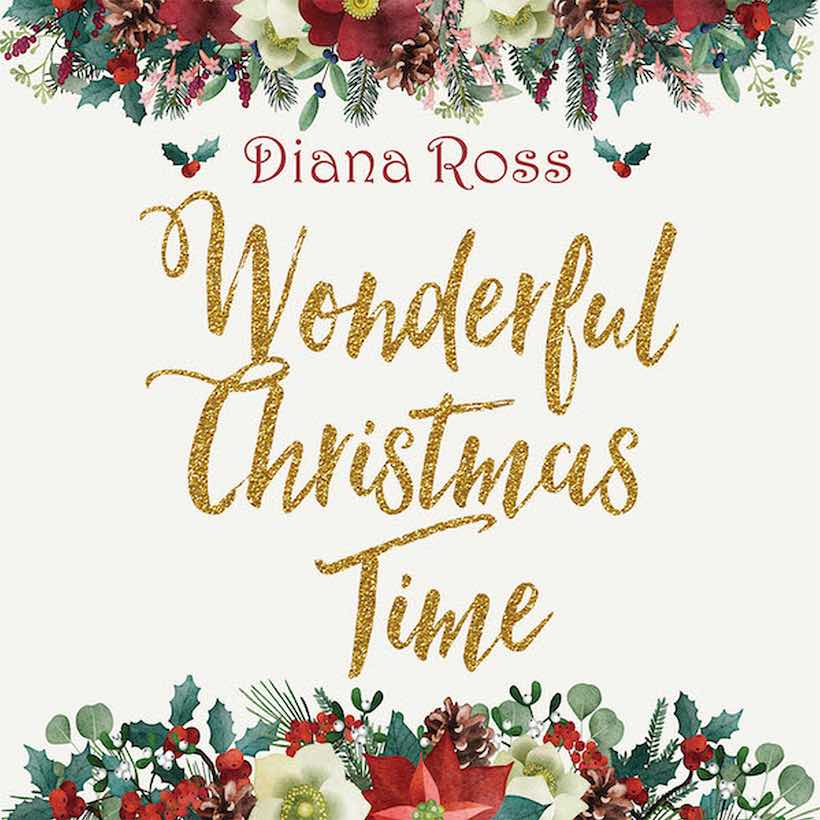 A Wonderful Christmas Time.Diana Ross Looks Forward To Wonderful Christmas Time Vinyl