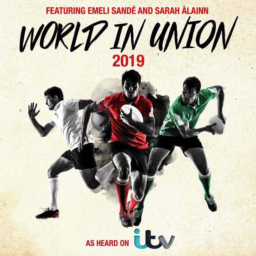 Emeli Sande Rugby World In Union