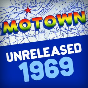Motown Unreleased 1969 cover art