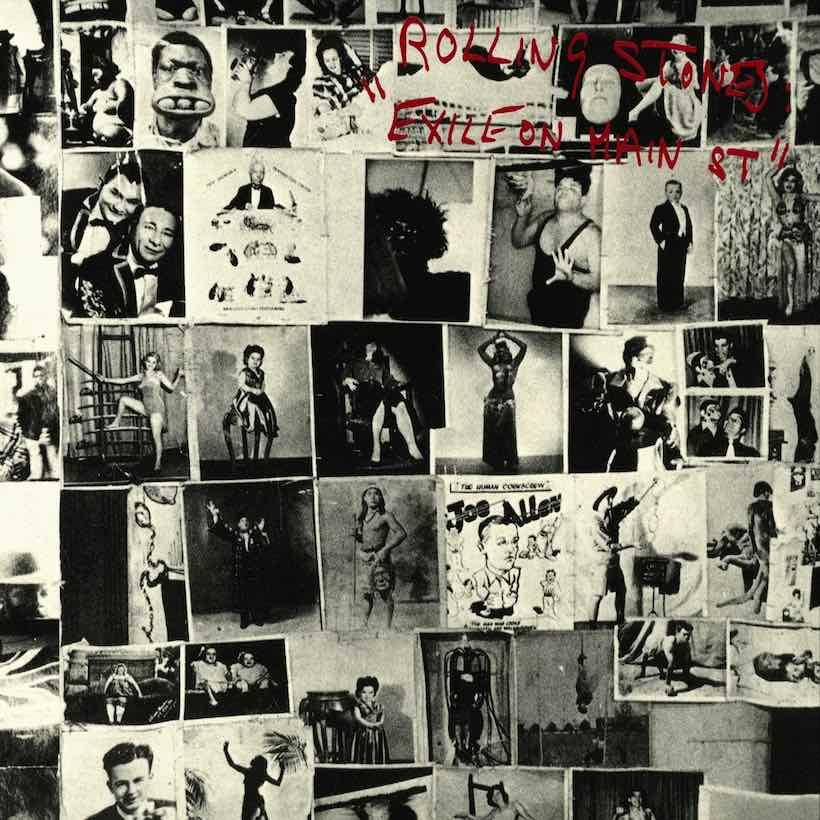 Exile On Main St Rolling Stones