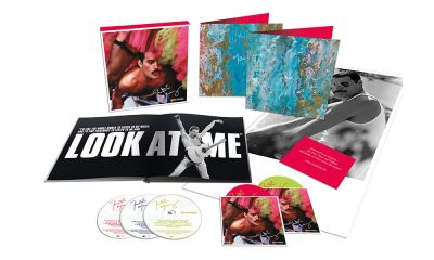 Freddie Mercury Solo Box Set Never Boring