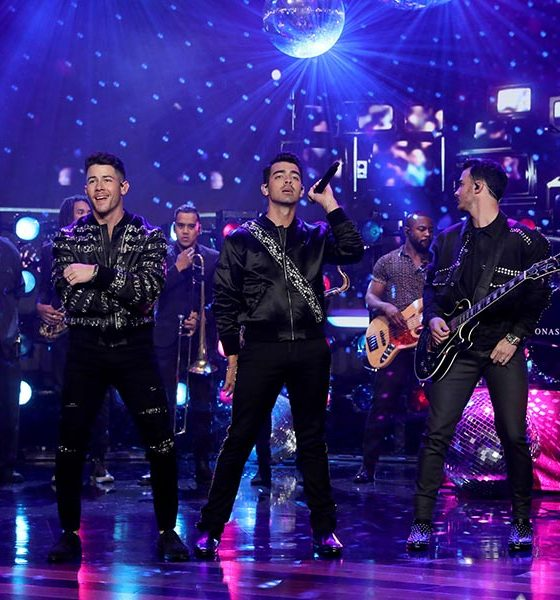 Jonas Brothers Ellen DeGeneres