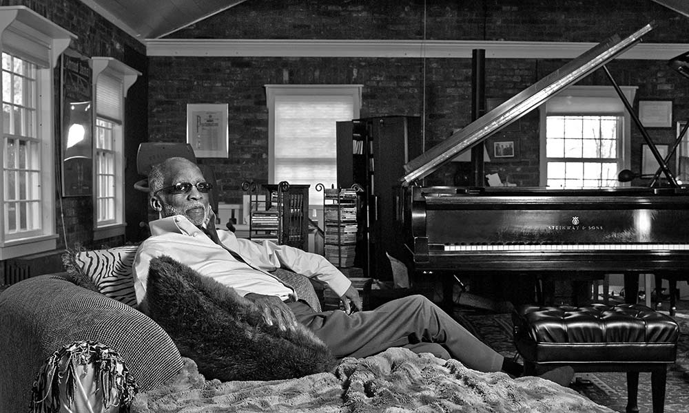 """It Was Beyond My Wildest Dreams"" Pianist Ahmad Jamal Recalls 'At The Pershing'"