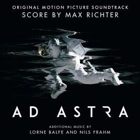 Max Richter Ad Astra Cover