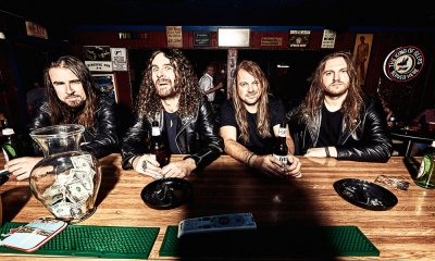 Airbourne Beackseat Boogie Album Boneshaker