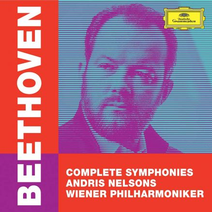 Andris Nelsons Beethoven Complete Symphonies Cover