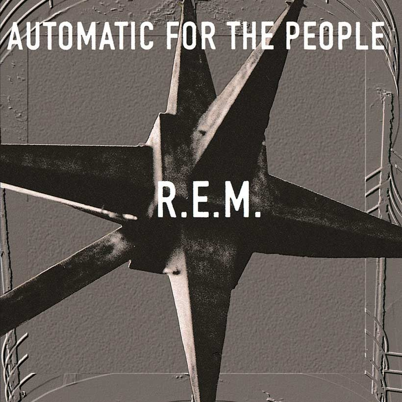REM Automatic For The People album cover 820
