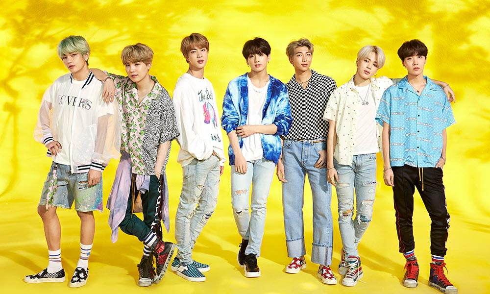 BTS To Broadcast One Of Their Seoul Stadium Concerts Live In Cinemas