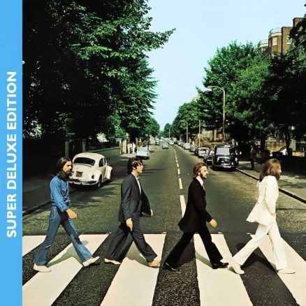Beatles Abbey Road Super Deluxe