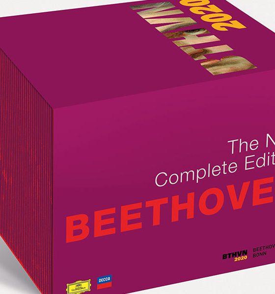 Beethoven The New Complete Edition cover