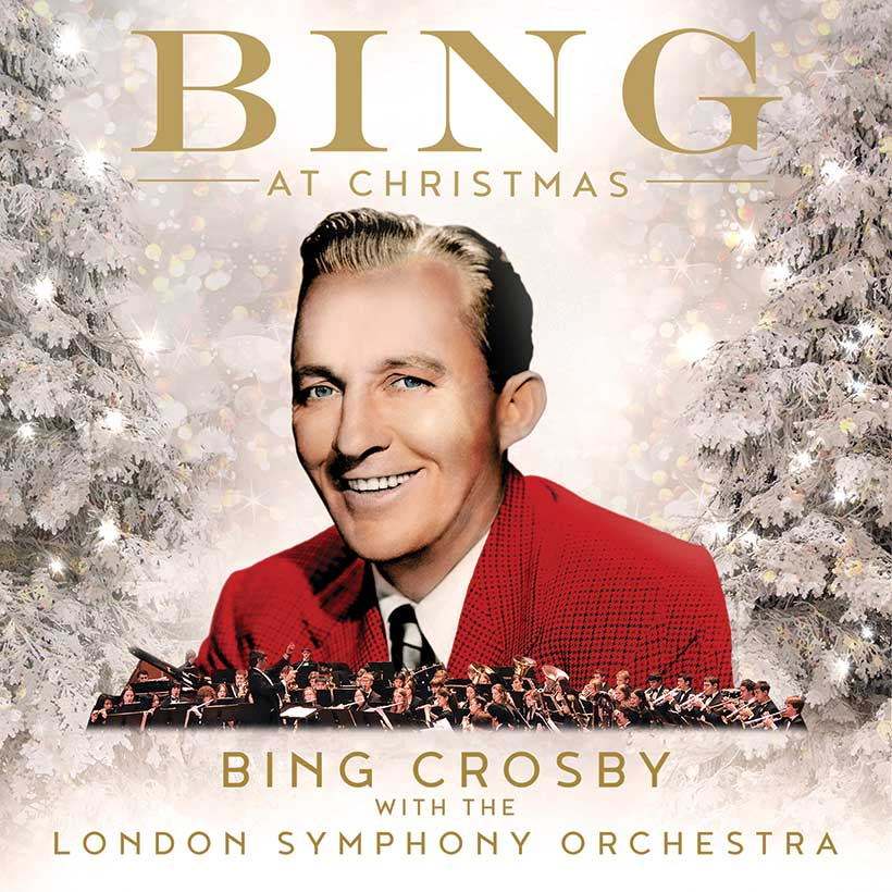 Bing Crosby Christmas.Bing Crosby Orchestral Album Bing At Christmas Announced