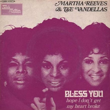 Bless You Martha Vandellas
