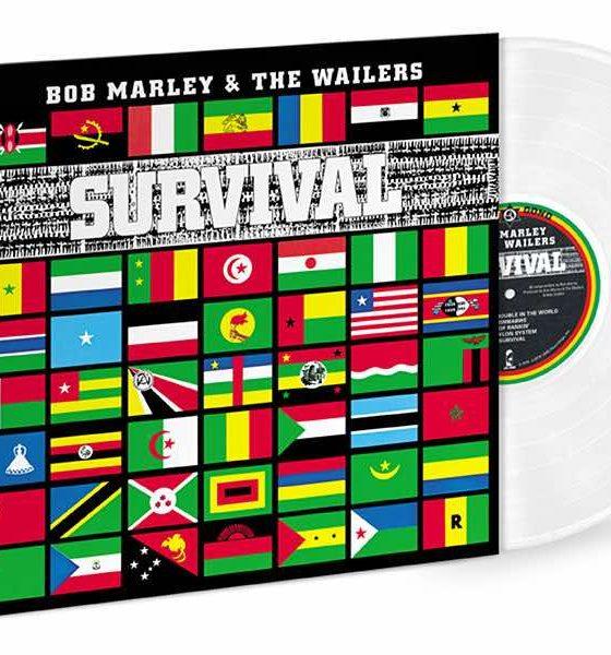 Bob Marley Survival packshot