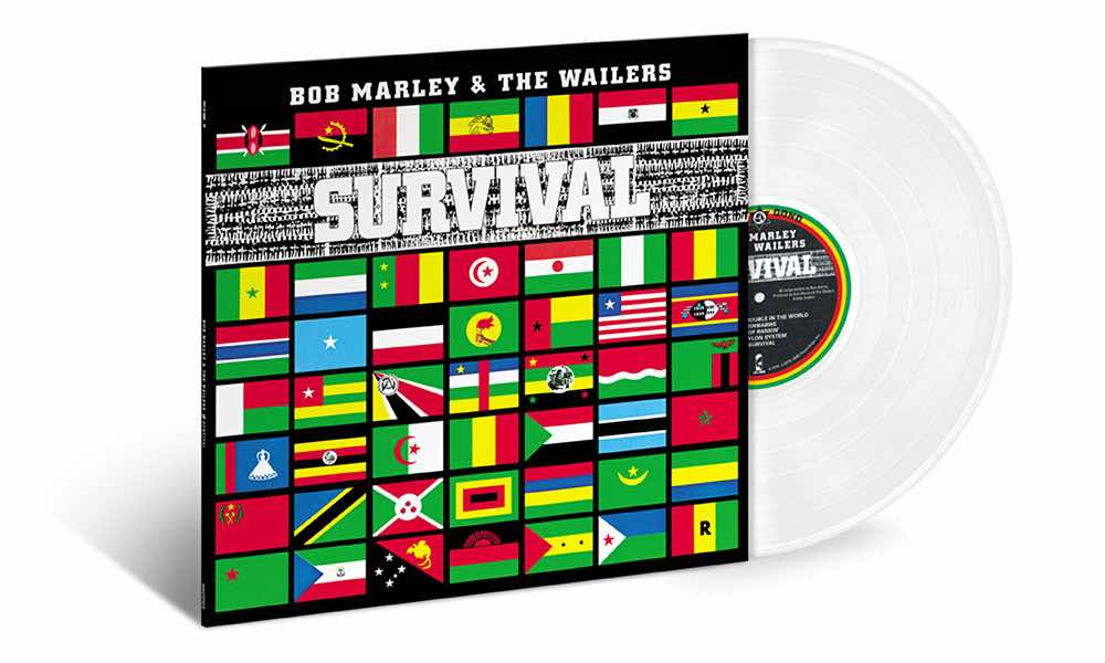 Bob Marley Survival packshot