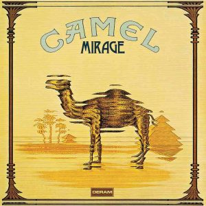 Camel Mirage album