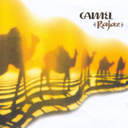 Camel - Rajaz Album Cover