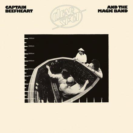 Captain Beefheart Clear Spot