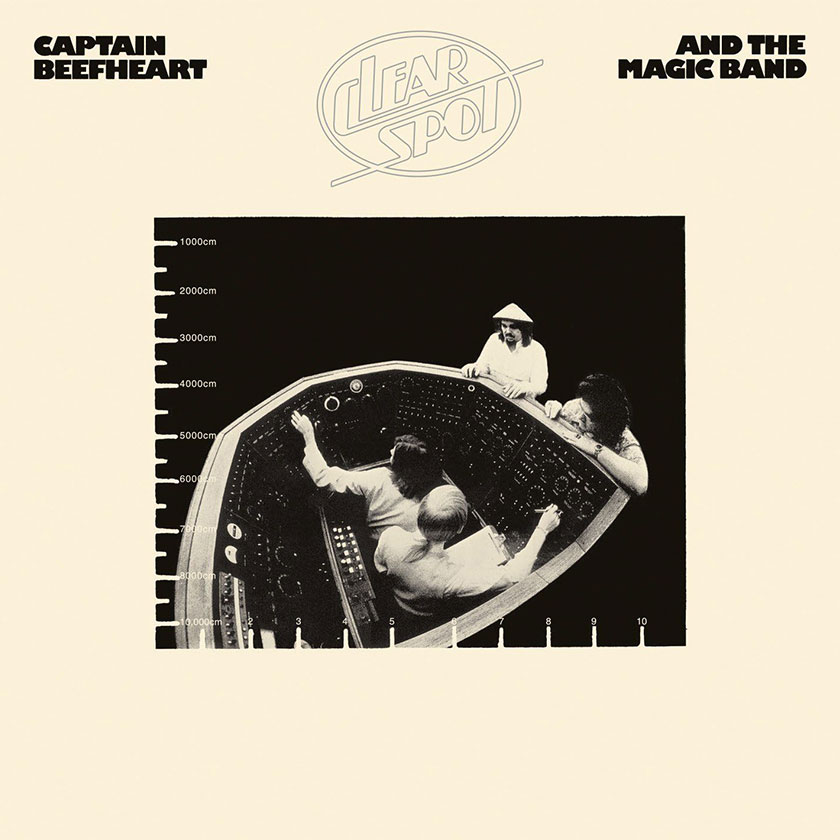 Captain Beefheart Clear Spot