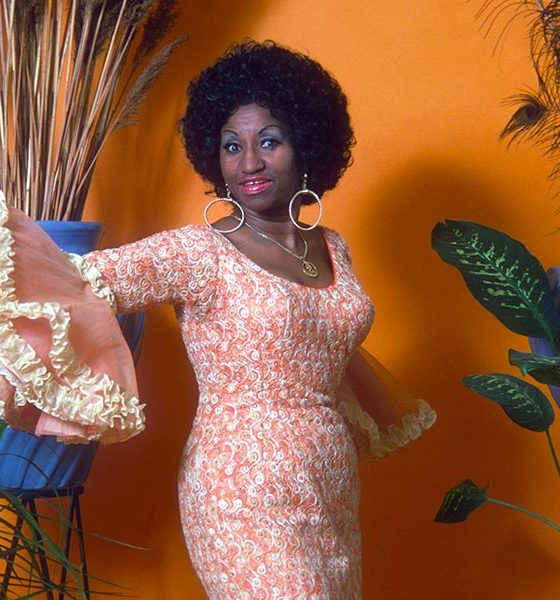Celia Cruz photo courtesy of Craft Latino 1000