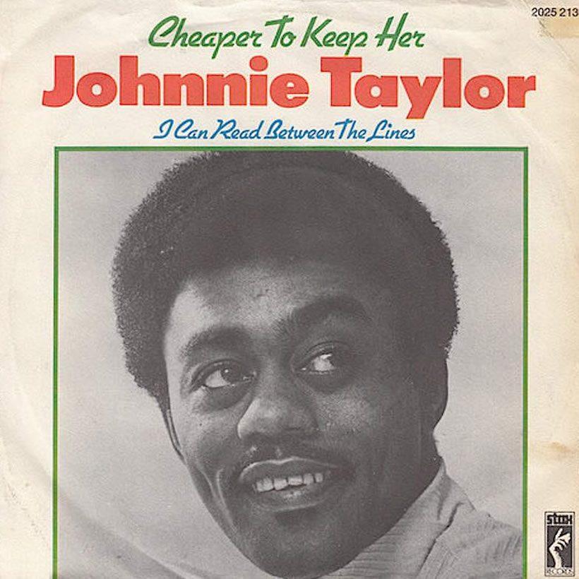 Johnnie Taylor artwork: UMG