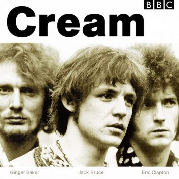 Cream BBC Sessions album