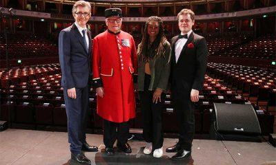 Decca Artists Gareth Malone, Colin Thackery, Isata Kanneh-Mason, Benjamin Grosvenor