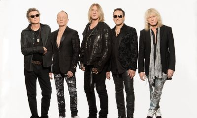 Def Leppard Behind Scenes Video