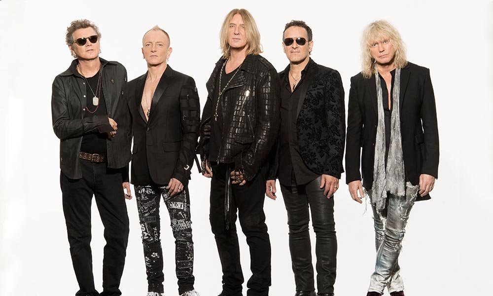 Watch Def Leppard Reveal Details Of Summer 2020 US Tour In New Behind The Scenes Video