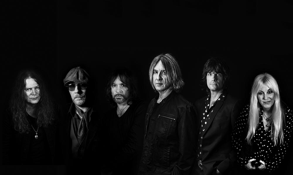 """It's A Journey Through My Record Collection"": Joe Elliott On Down'n'Outz's 'This Is How We Roll'"