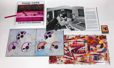 Frank Zappa Hot Rats Sessions packshot