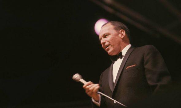 Frank Sinatra: photo: Gai Terrell/Redferns