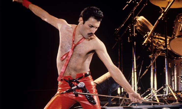 Freddie Mercury Leather Period 1000 CREDIT Queen Productions Ltd 740