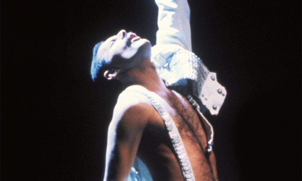 Freddie Mercury Love Kills Video