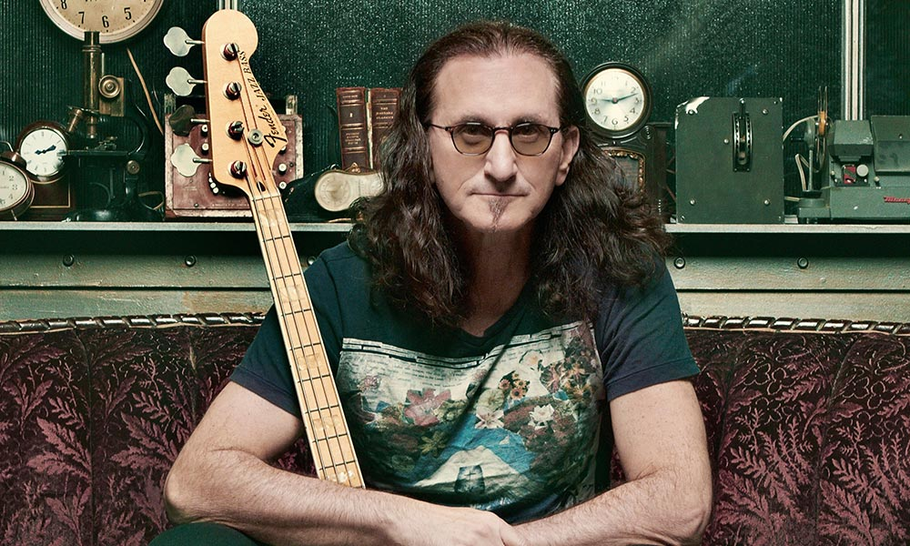 Rush's Geddy Lee Extends Book Tour, Writes 'The Flyer Vault' Foreword