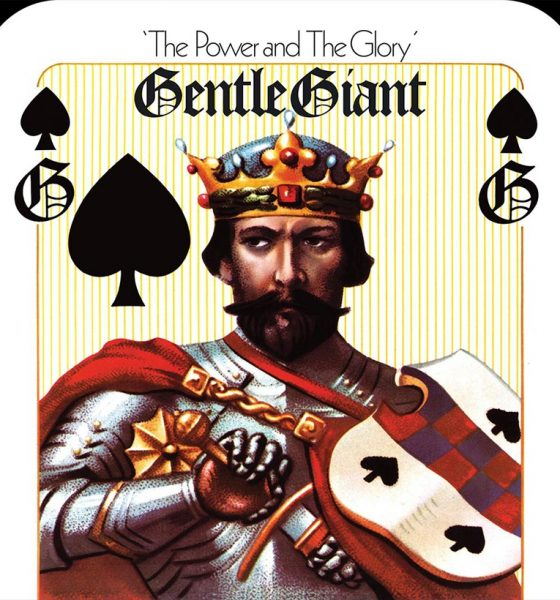 Gentle Giant - The Power And The Glory Album Cover