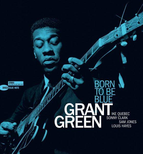 Grant Green Born To Be Blue album cover 820 1