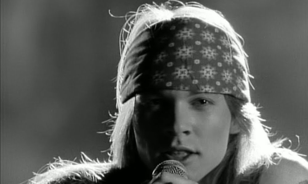 Guns N' Roses 'Sweet Child O' Mine' Becomes First 80s Video To Hit 1 Billion Views