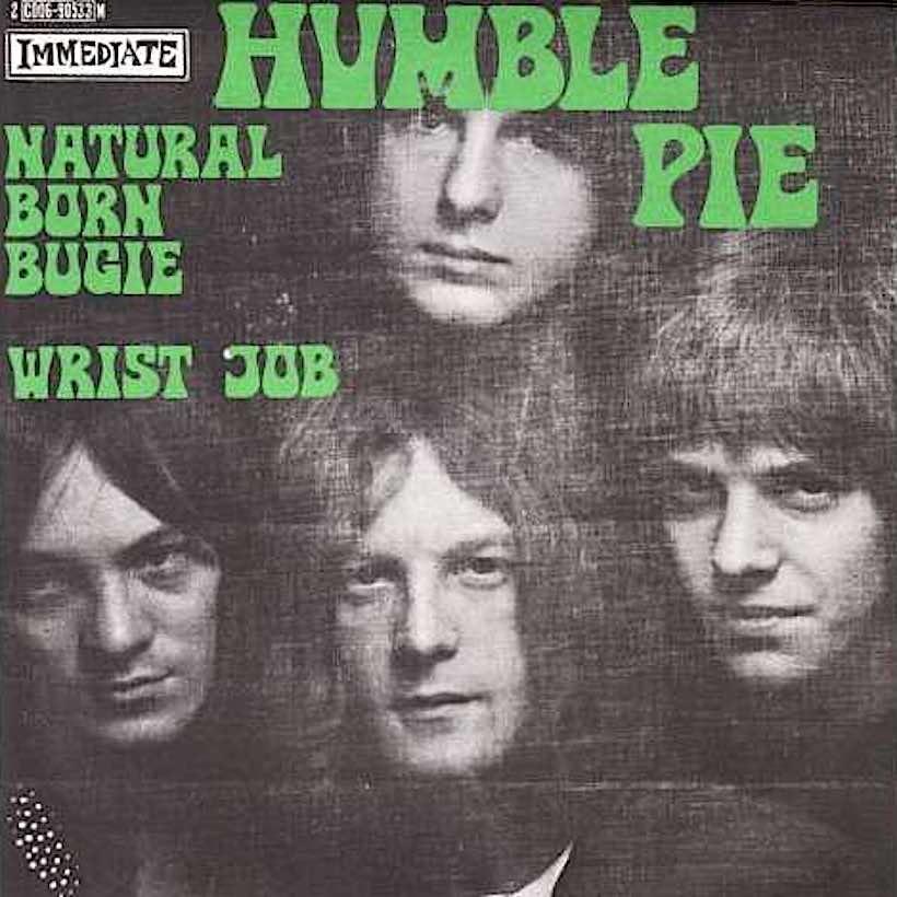 Humble Pie Natural Born Bugie