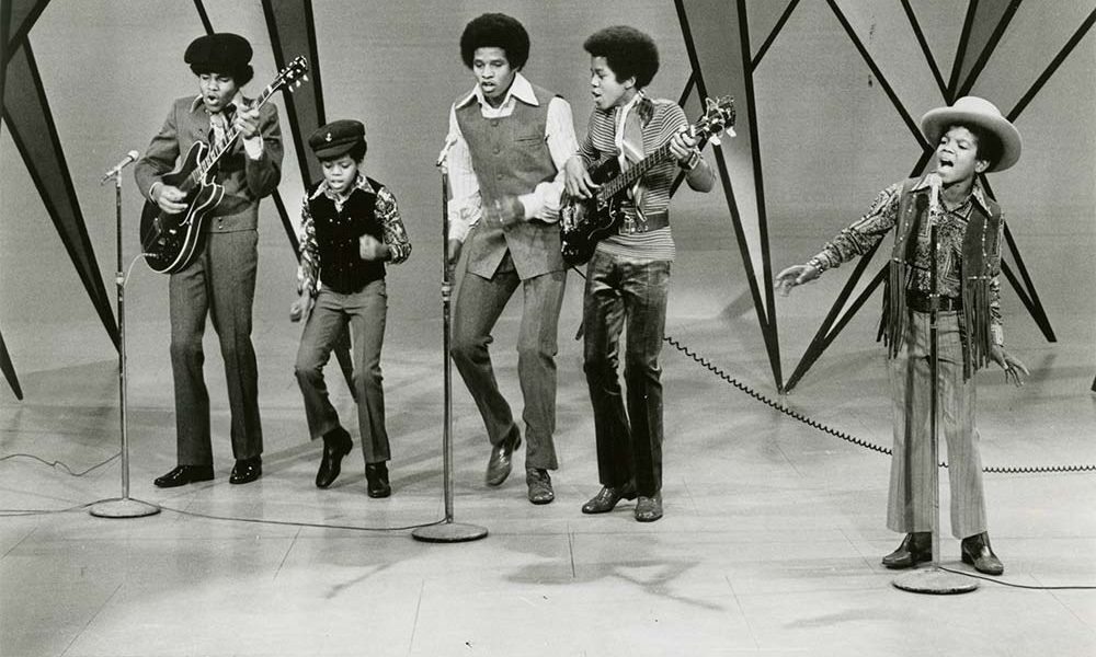 Jackson 5 press shot Motown Records Archive