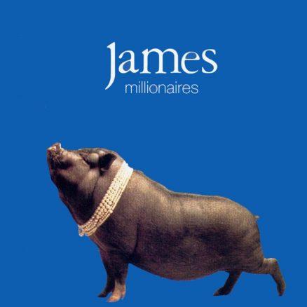 James Millionaires album cover 820