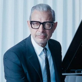 Jeff Goldblum Anna Calvi Collaboration