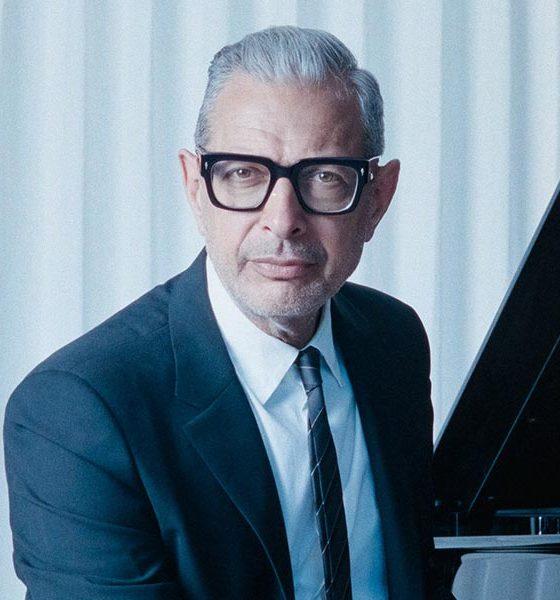 Jeff Goldblum Anna Calvi Collaboration