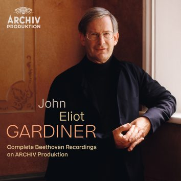 John Eliot Gardiner Complete Beethoven Recordings cover