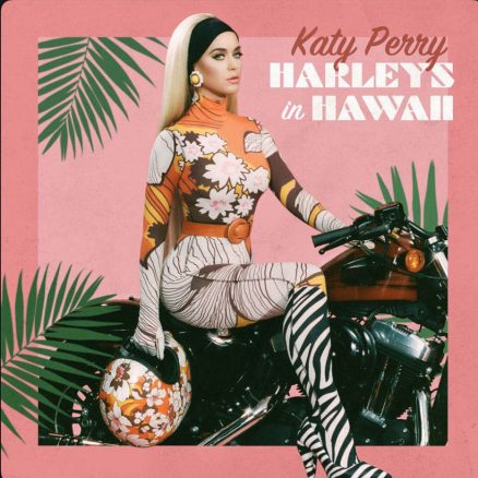 Katy Perry Harleys In Hawaii Video