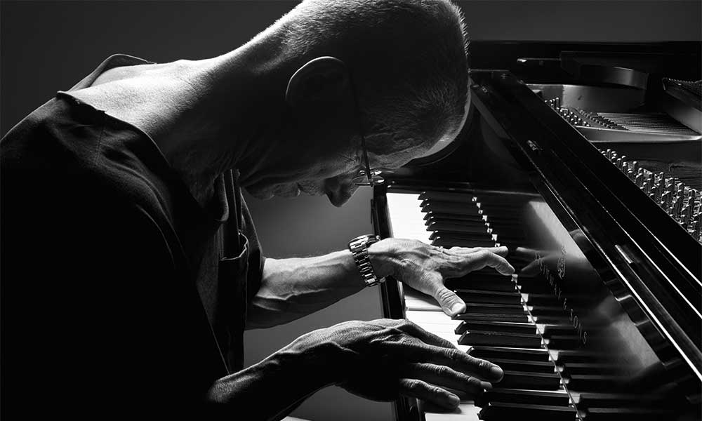 Keith Jarrett Munich 2016 live album (c) Henry Leutwyler ECM Records 1000
